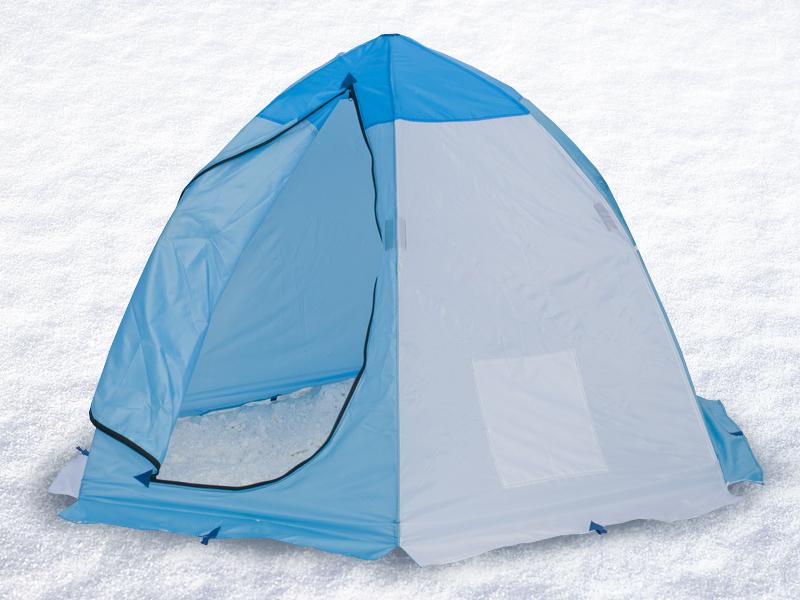 Палатка для зимней рыбалки Стэк 2 (п/автомат), Палатки двухместные - арт. 196170320