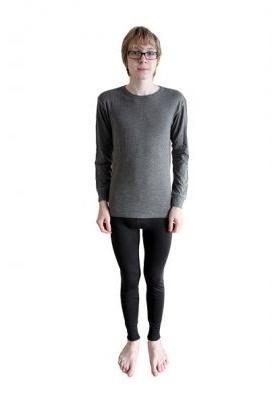 Купить Комплект термобелья для мальчиков Guahoo: рубашка + кальсоны (260S-DGY / 260P-DGY)