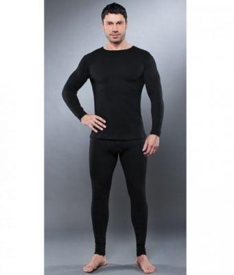 Рубашка с длинным рукавомом GUAHOO Outdoor Mid-Weight 350-S/BK, Рубашки - арт. 199710163