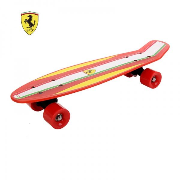 Пенниборд Ferrari FBP3, Коньки, ролики, самокаты - арт. 808060223