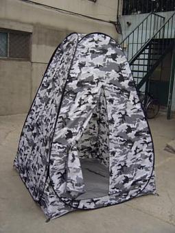 Палатка рыбака автомат SWD Белая Ночь б/дна (8608091) камуфяж