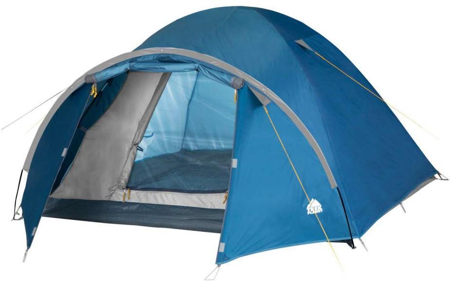 Палатка Trek Planet Vermont 4 (70111), Палатки четырехместные - арт. 536870322