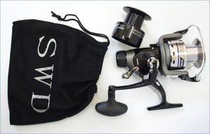 Купить Катушка безынерционная Siweida Black Carp 400 3+1ВВ байтраннер + запасная шпуля 1574014