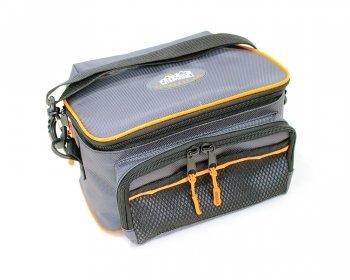 Купить Рыболовная сумка Следопыт Sling Lure Bag S + 3 коробки PF-SLBS-L18-20G