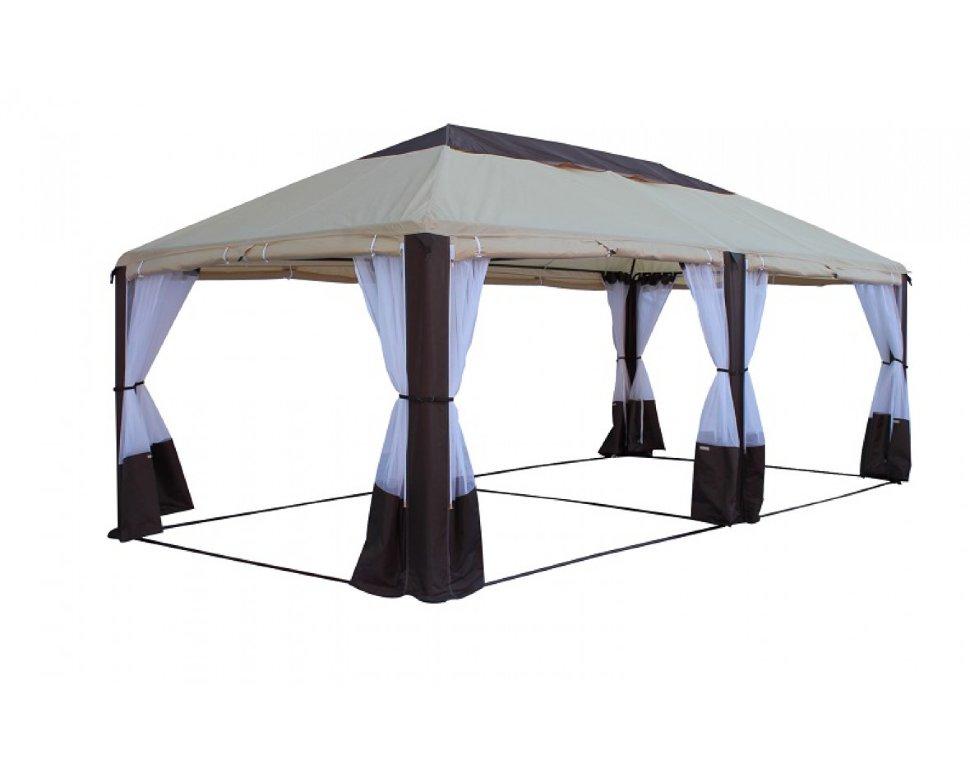 Тент туристический Пикник-Элит 4,0х3,0 со стенками, Тенты - арт. 1022490224