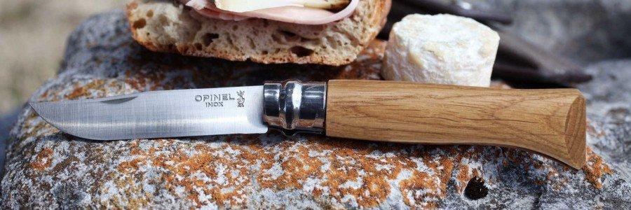 Нож туристический складной Opinel №8 (002021), Ножи - арт. 1033050159