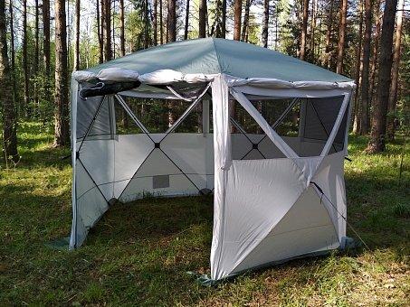 Шатер быстросборный Campack Tent A-2006W NEW, Туристические тенты - арт. 1037190416