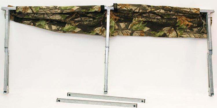 Раскладушка Сибтермо складная 185*65 см, Мебель - арт. 1062220219
