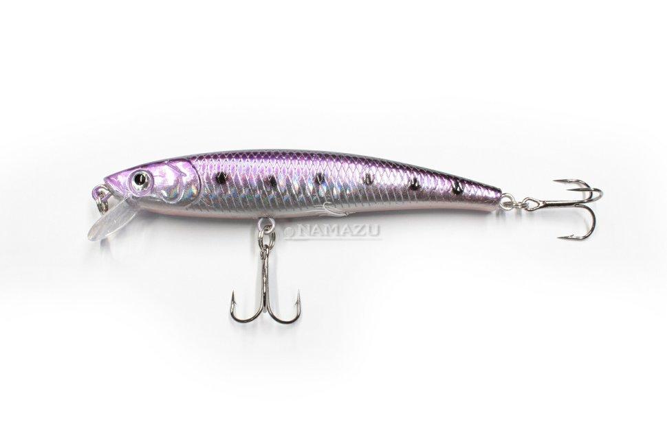 Воблер minnow плавающий Namazu BOB-fish, L-95мм, 8,7г, (0,5-1,0м), цвет 1 N10-95-1