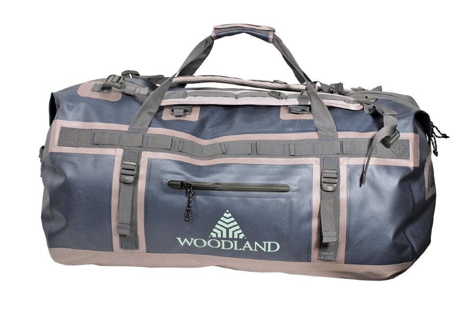 Гермосумка / герморюкзак Woodland Dry-Bag 120L, Рюкзаки для охоты и рыбалки - арт. 1062020285