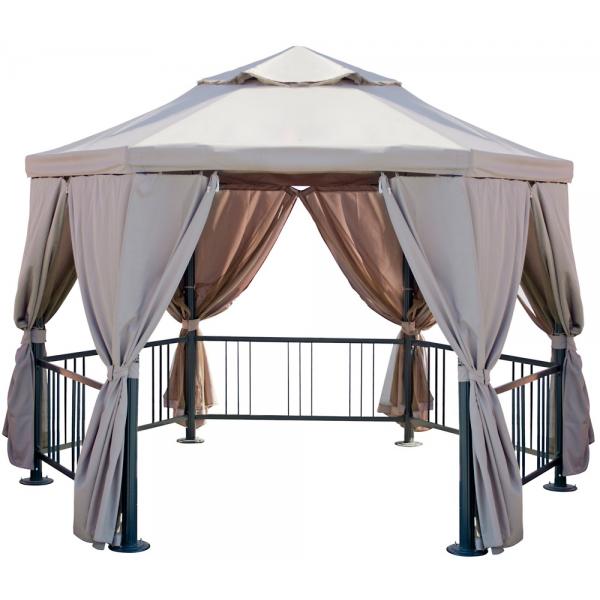 Садовый тент шатер Green Glade 1080, Тенты - арт. 1123460224