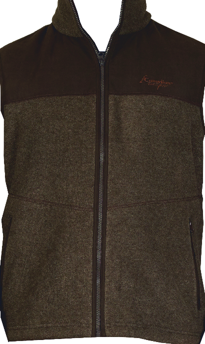 Жилет флисовый Canadian Camper Fokel (XL), Жилеты - арт. 1127390184