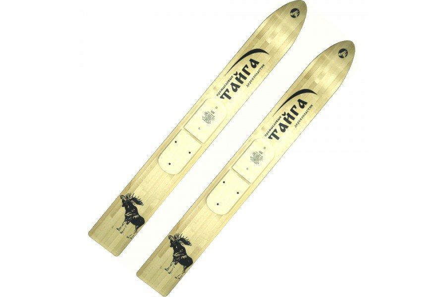 Лыжи Тайга Маяк деревянный 125*15 см, Беговые лыжи - арт. 1128910419
