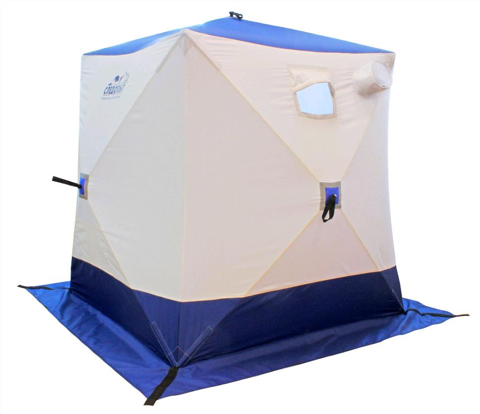 Зимняя палатка куб Следопыт 1,8*1,8 м PF-TW-04, Палатки - арт. 1133700162