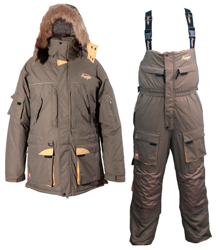 Зимний костюм для рыбалки Canadian Camper Siberia (L), Костюмы для рыбалки - арт. 1137320400