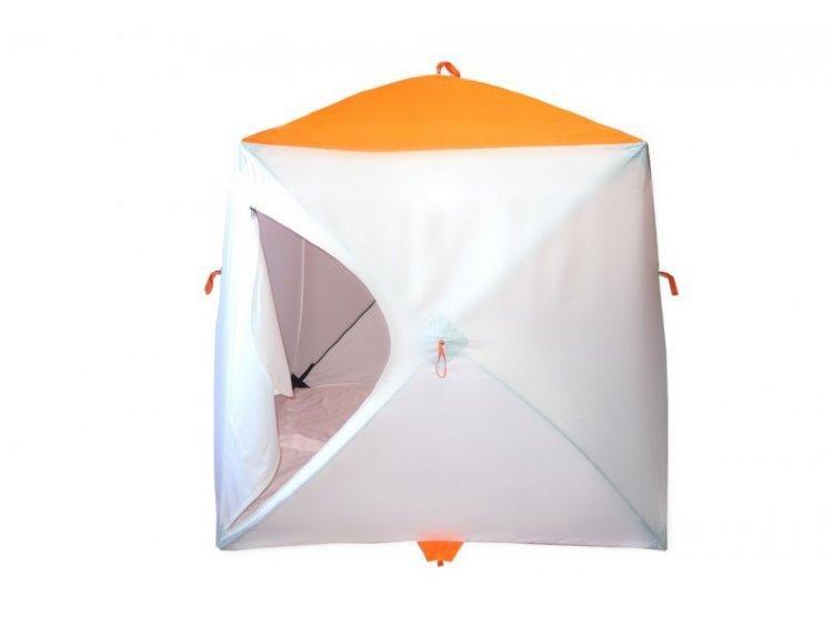 Зимняя палатка куб Пингвин Мr. Fisher 200 двухслойная в чехле, Палатки - арт. 1150940162