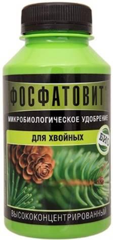 Купить Биоудобрение Фосфатовит для хвойных растений Ф10494, Форма одежды