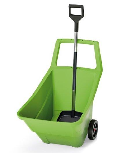 Купить Садовая тачка Load&Go 95 л IIWO95S-370U/IWO95S-S411 (зеленый), Форма одежды