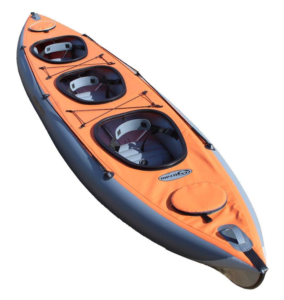 Байдарка Хатанга - 3 Travel, Лодки - арт. 647960222