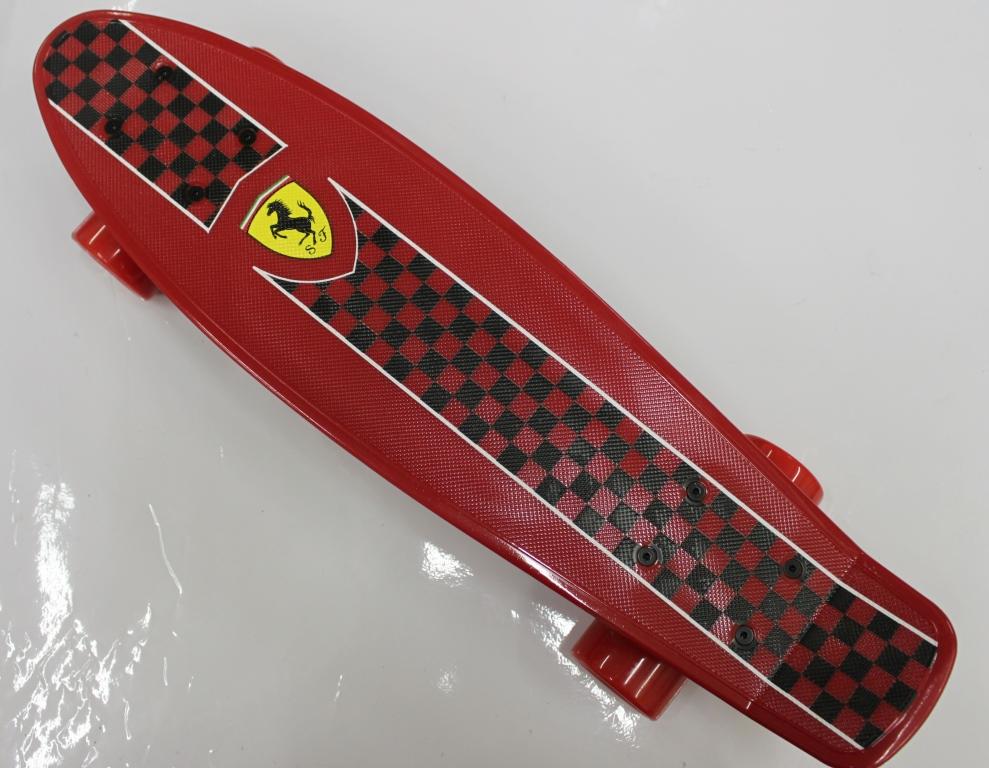 Пенниборд Ferrari FBP4, Скейтборды и лонгборды - арт. 808040431