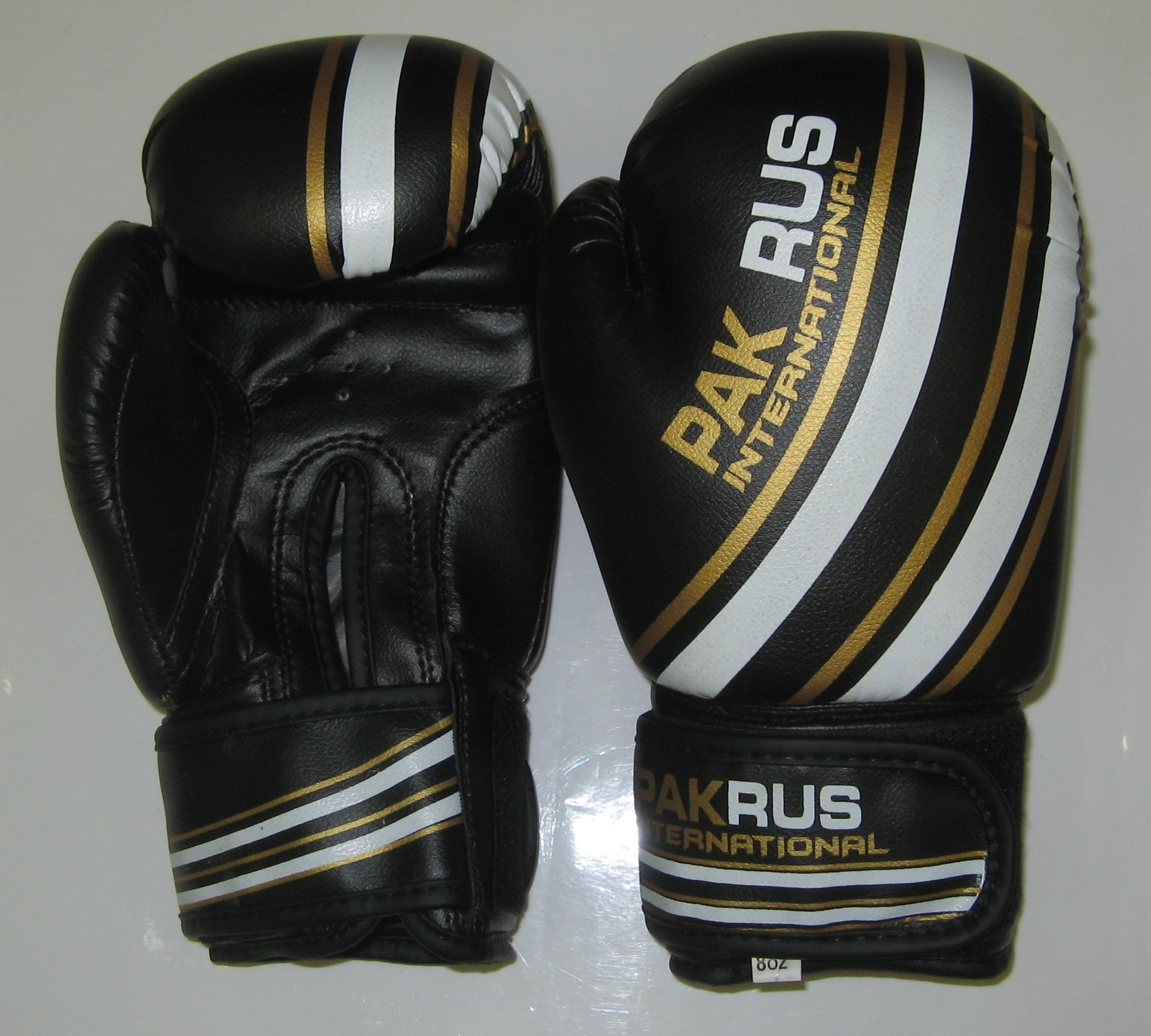 Перчатки боксерские Pak Rus, искусственная кожа, 4 OZ, PR-11-014 - артикул: 800930392