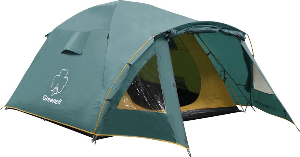 Палатка Greenell Лимерик плюс 4, Палатки - арт. 925290162