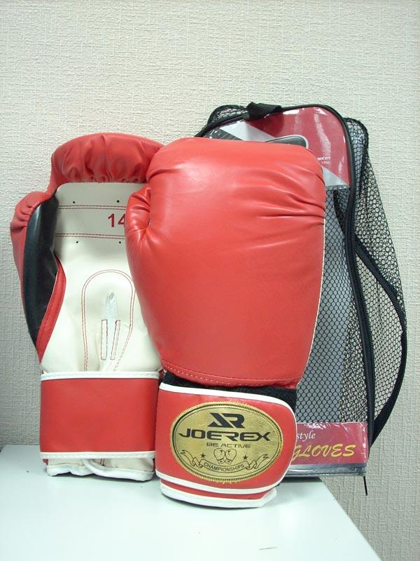 Перчатки боксерские JOEREX JBX314