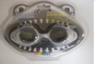 Очки для плавания детские Joerex в форме акулы SSM1801