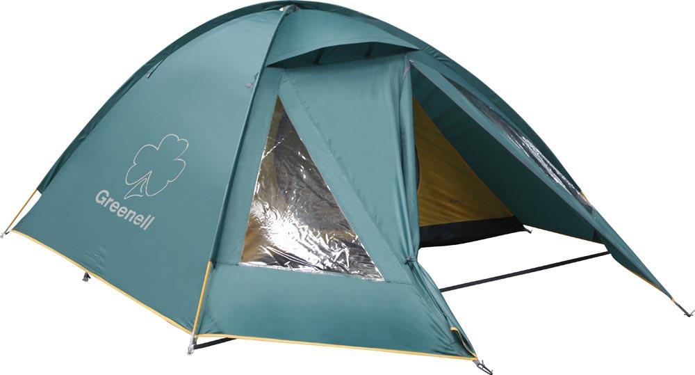 Палатка Greenell Керри 2 V3, Палатки двухместные - арт. 510900320