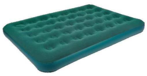 Надувная кровать Relax Flocked air bed DOUBLE кровать со встр. насосом JL026087-1N