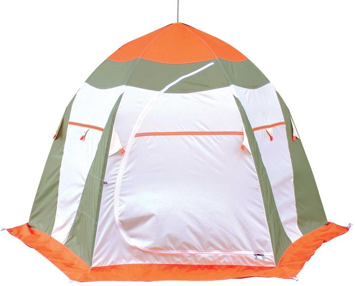 Палатка рыбака Нельма 3 Люкс (автомат), Палатки автоматы - арт. 196390325