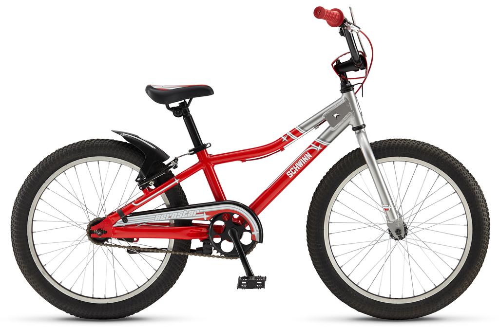 Велосипед SCHWINN AEROSTAR SILVER/RED, Велосипеды - арт. 825970390