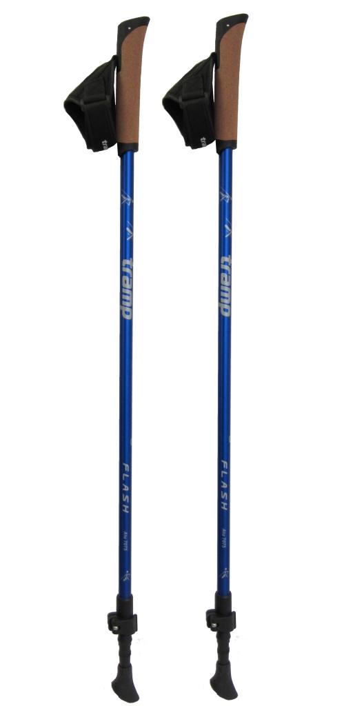 Палки Tramp для скандинавской ходьбы Flash TRR-010, Треккинговые палки - арт. 658490287