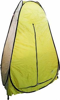 Палатка рыбака автомат SWD б/дна (8608081) желто/серый - артикул: 416570325