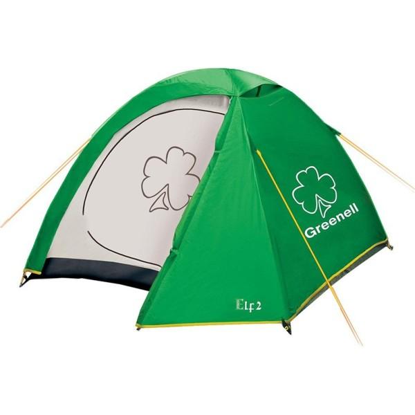 Палатка Greenell Эльф 2 V3, Палатки двухместные - арт. 510970320