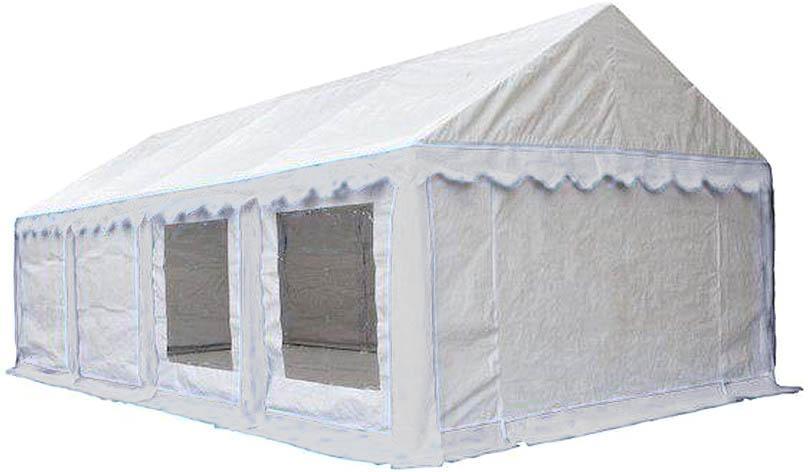 Тент-шатер Митек Гросс 8х4 (в 4-х местах), Тенты - арт. 536900224