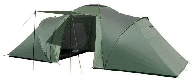 Палатка Green Glade Konda 4, Палатки четырехместные - арт. 388360322