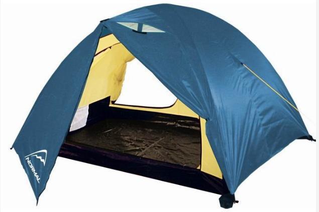 Палатка Normal Ладога 3, Палатки трехместные - арт. 194900321