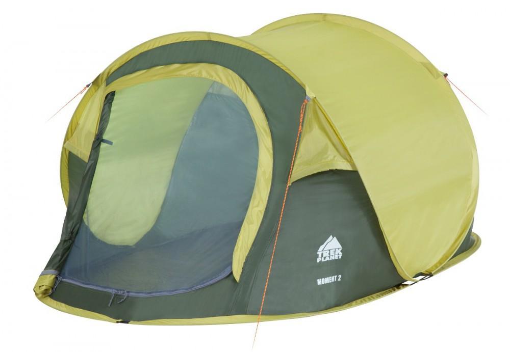 Палатка Trek Planet Moment 2 (70144), Палатки двухместные - арт. 195650320