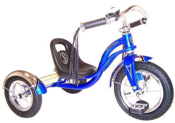 Велосипед SCHWINN ROADSTER TRIKE Blue, Велосипеды - арт. 827400390