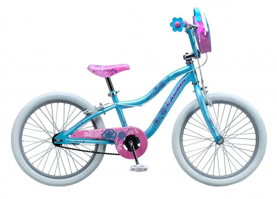 Велосипед SCHWINN Mist 20 light blue, Велосипеды - арт. 826190390