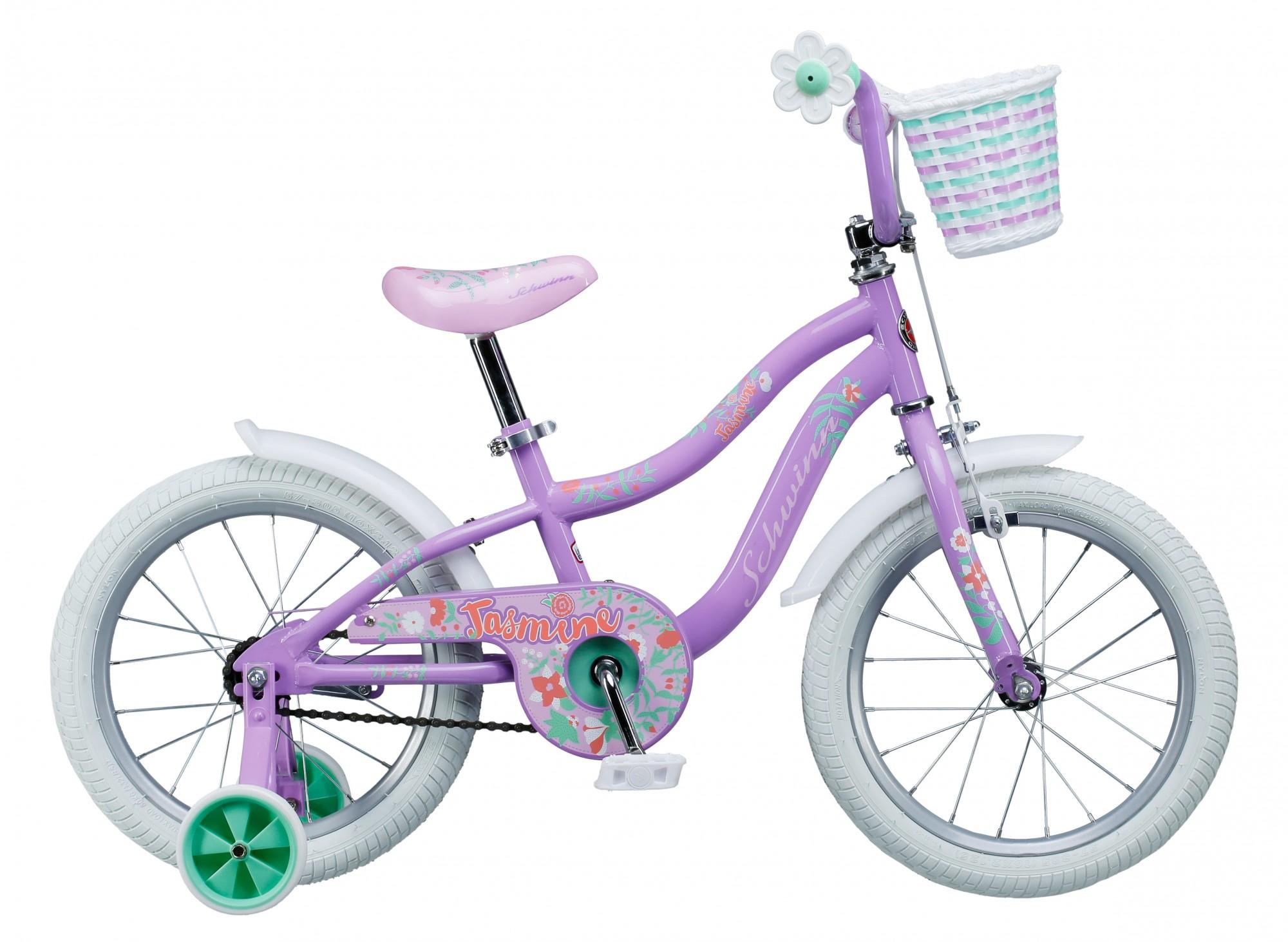 Велосипед SCHWINN Jasmine 16 Purple, Велосипеды - арт. 826210390