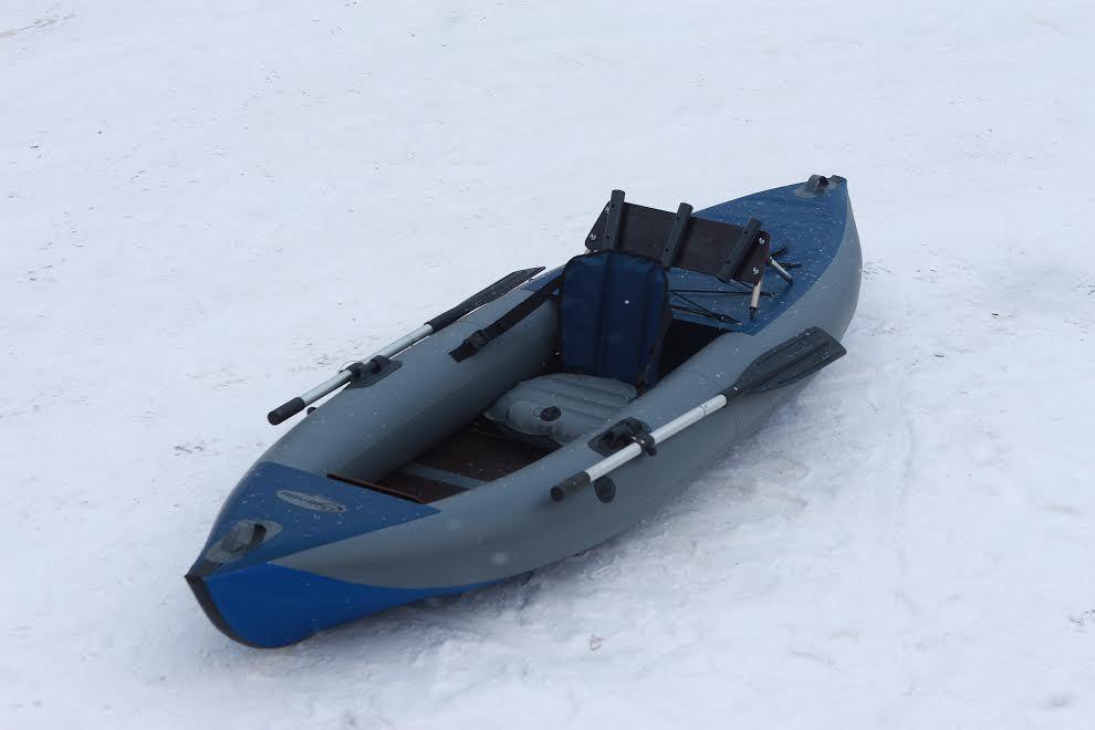 Каяк рыболовный Хатанга Fish Boat - артикул: 821120222