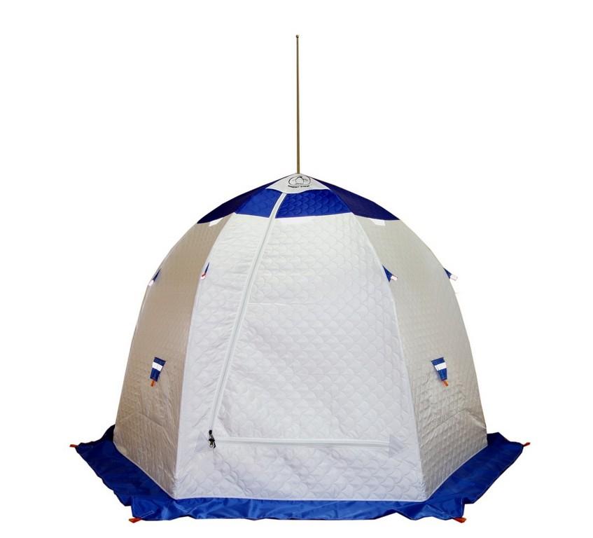 Зимняя палатка Пингвин 2 Термолайт трехслойная, Палатки - арт. 850570162
