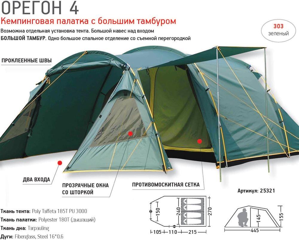 палатка greenell викинг 4 инструкция по установке
