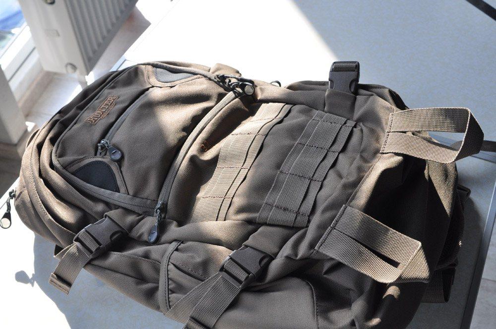 Обзор рюкзака Тактика