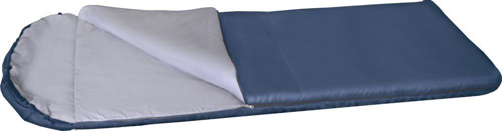 Спальный мешок Одеяло с подголовником +10С