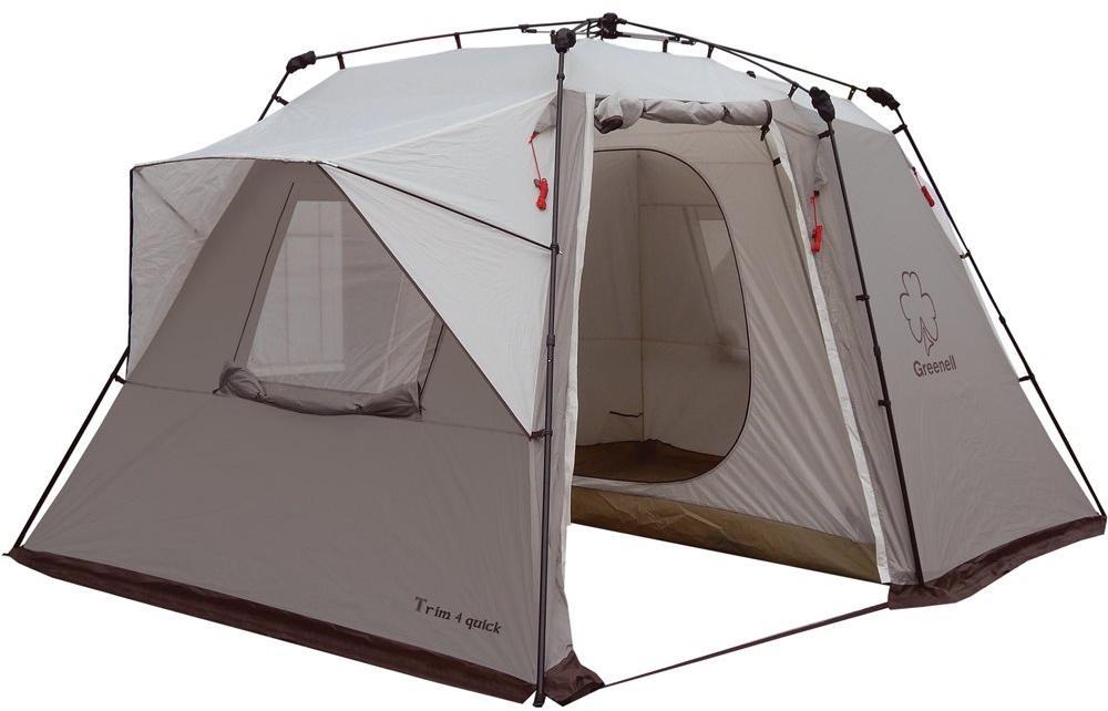 Палатка с автоматическим каркасом Трим 4 квик, Палатки автоматы - арт. 517210325