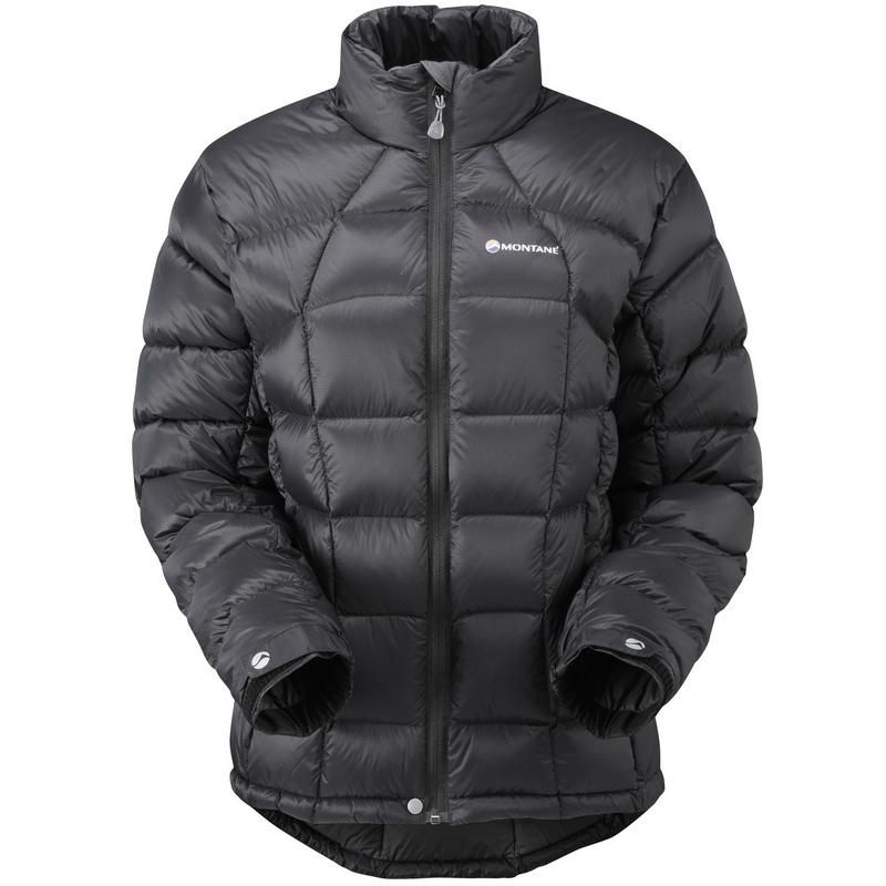 Купить Пуховка женская Anti-Freeze JKT Black, Montane