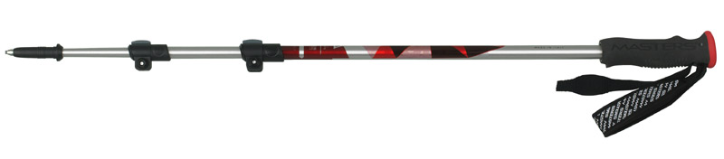 Телескопические трекинговые палки Masters Yukon Pro 01S0214